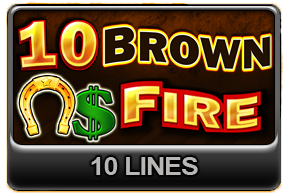 10 Brown Fire