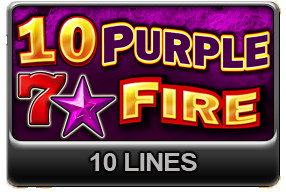 10 Purple Fire