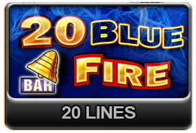 20 Blue Fire