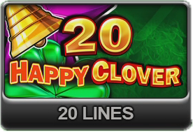 20 Happy Clover