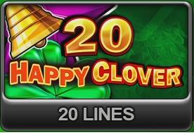20 Happy Clover