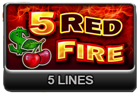 5 Red Fire