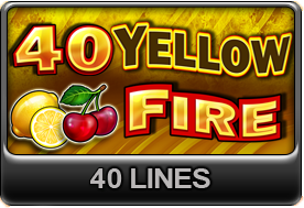 40 Yellow Fire