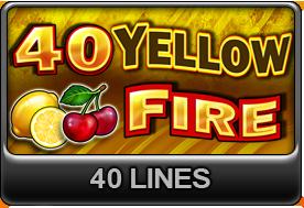 40 Yellow Fire