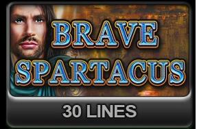 Brave Spartacus
