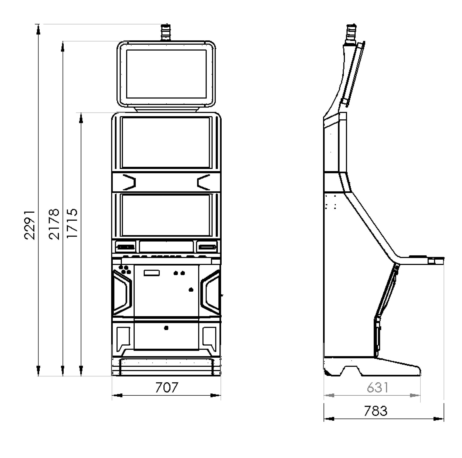 Размери JOPPY ST27