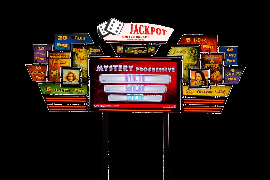 Jackpot United Dreams Multigame