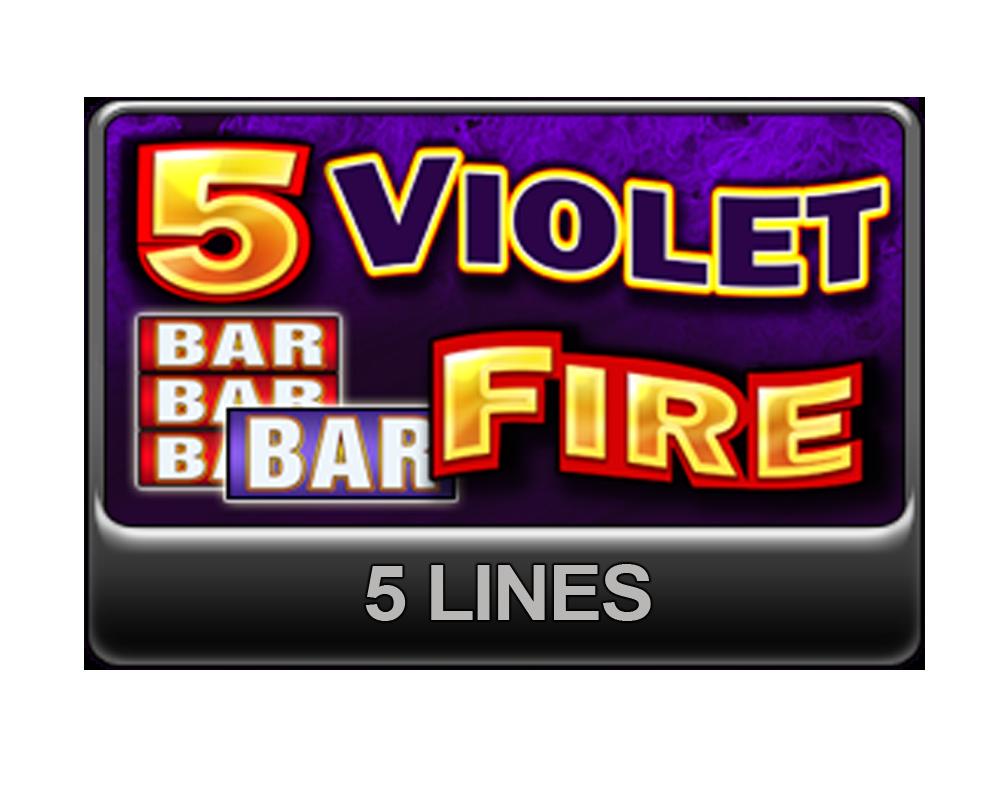 5 Violet Fire